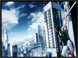Miasto, Mirrors Edge 2, Faith